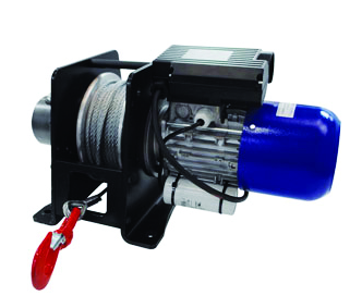 Winches & Handling systems